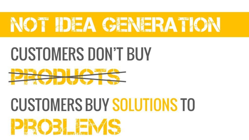 entrepreneurship, teaching, problem, solution, idea