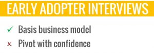 Early Adopters are the Product-Market Fit litmus test