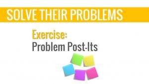 Exercise: Problem Post-Its