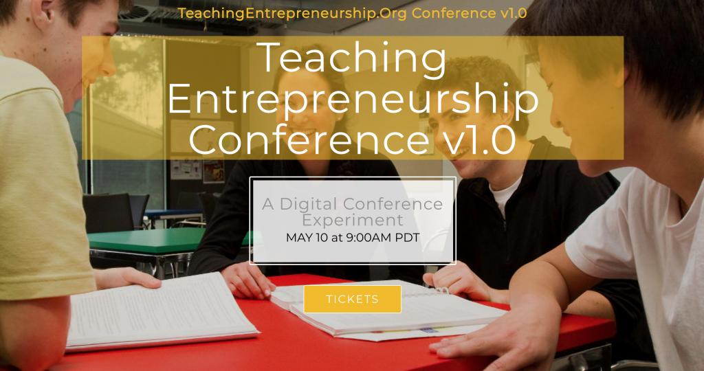 Teaching Entrepreneurship Digital Conference