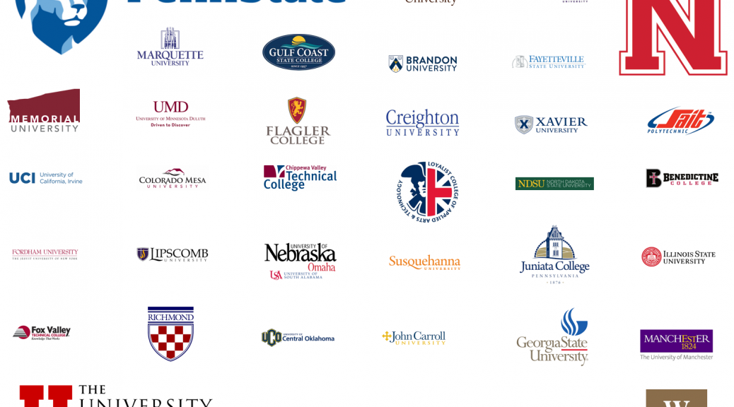 ExEC entrepreneurship curriculum at over 40 Universities including Penn State and the University of Nebraska