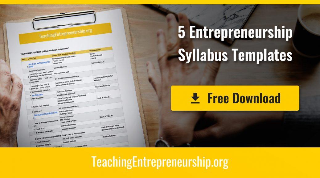 Lesson Plans Archives - Teaching Entrepreneurship