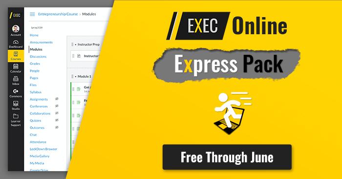 ExEC Online Express Pack