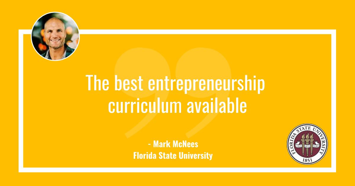 entrepreneurship curriculum