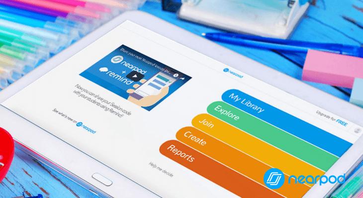 Nearpod student engagement platform