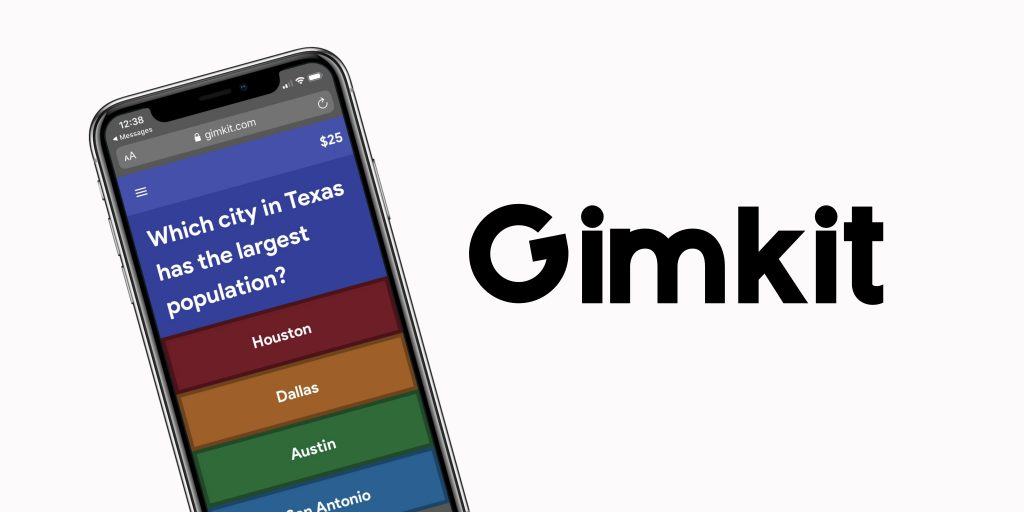 Gimkit - Live Quiz Learning Game