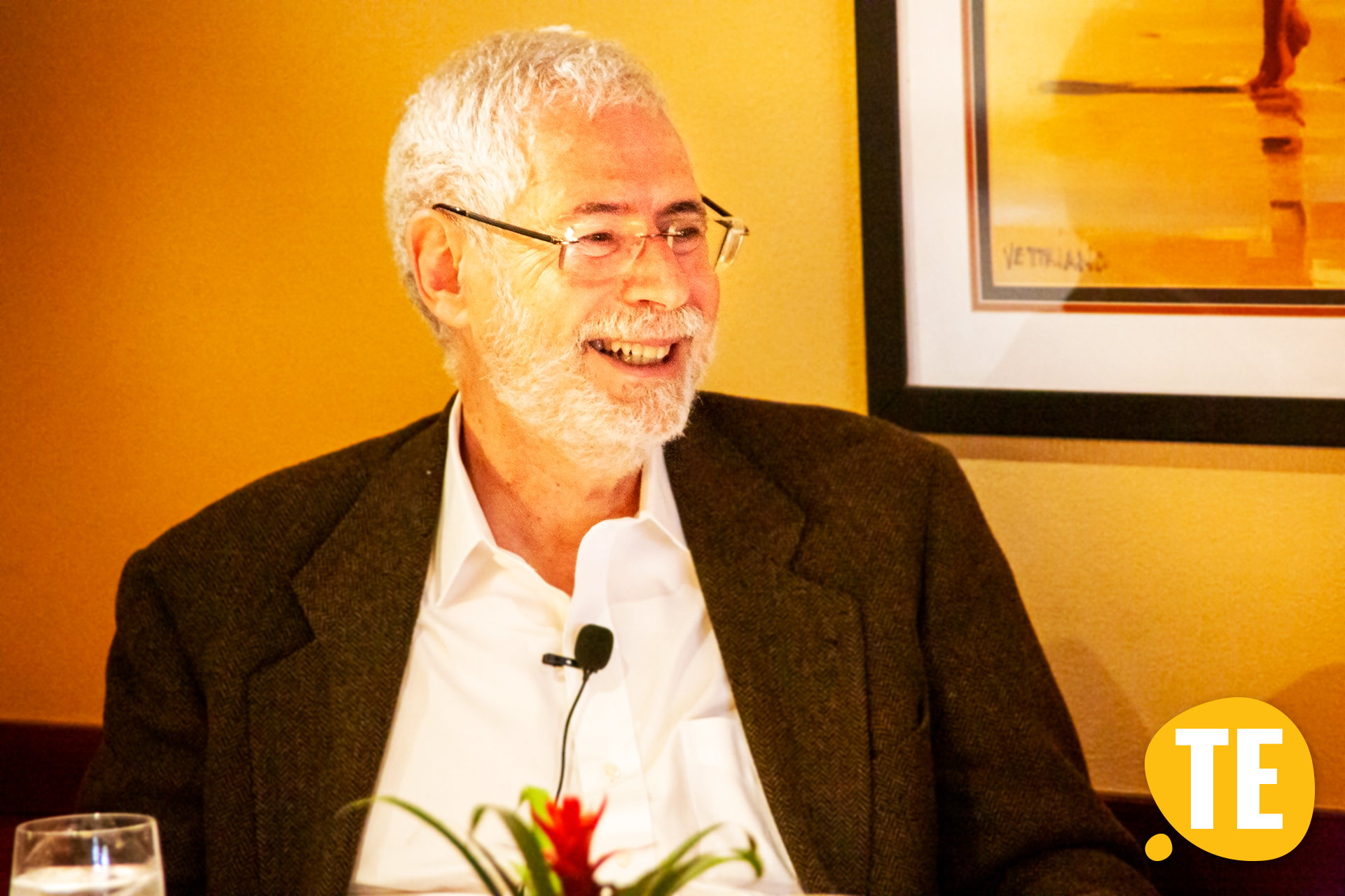 Steve Blank Talking about How to Teach Entrepreneurship
