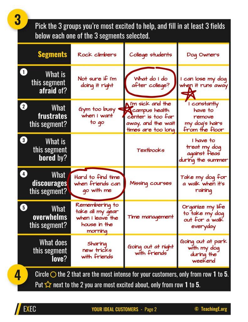 Idea Generation Worksheet