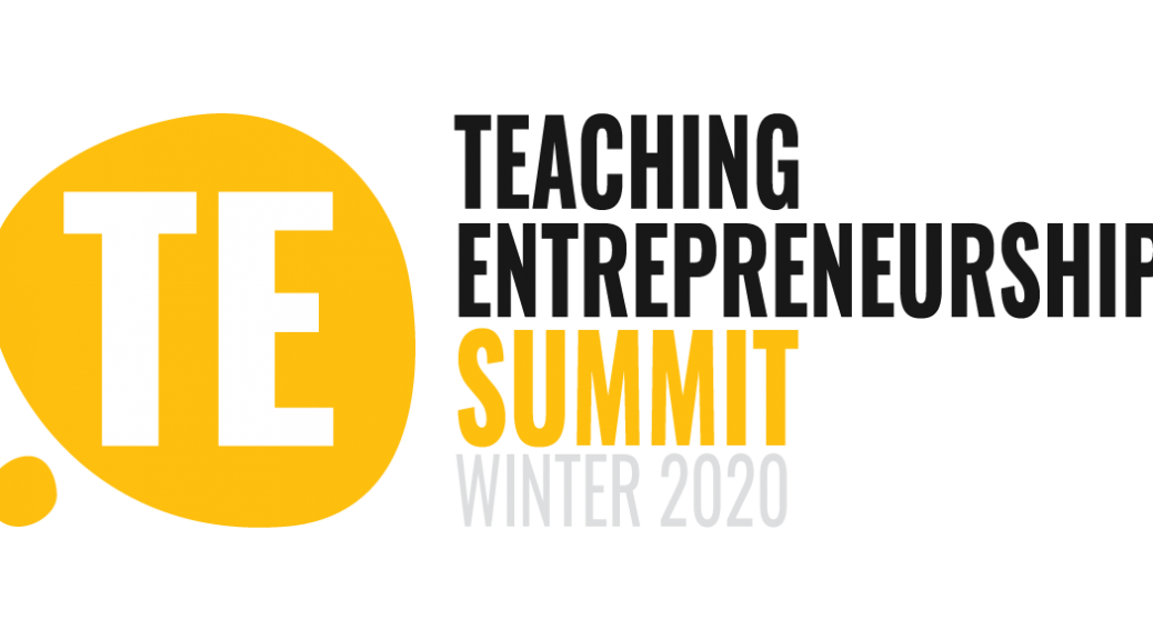 Teaching Entrepreneurship Summit