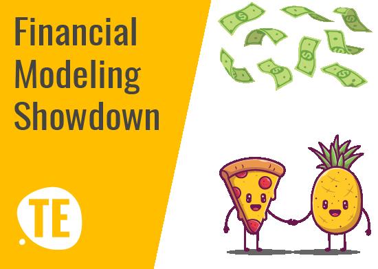Financial modeling simulation